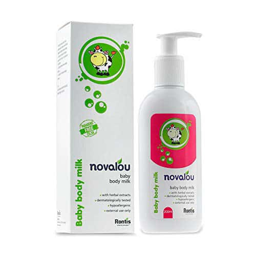 Novalou Everyday Use Body Wash & Tear Free Shampoo Combo With Eu Certified Natural Extracts Of Calen