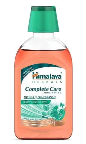 Himalaya Complete Care Mouthwash 215ml