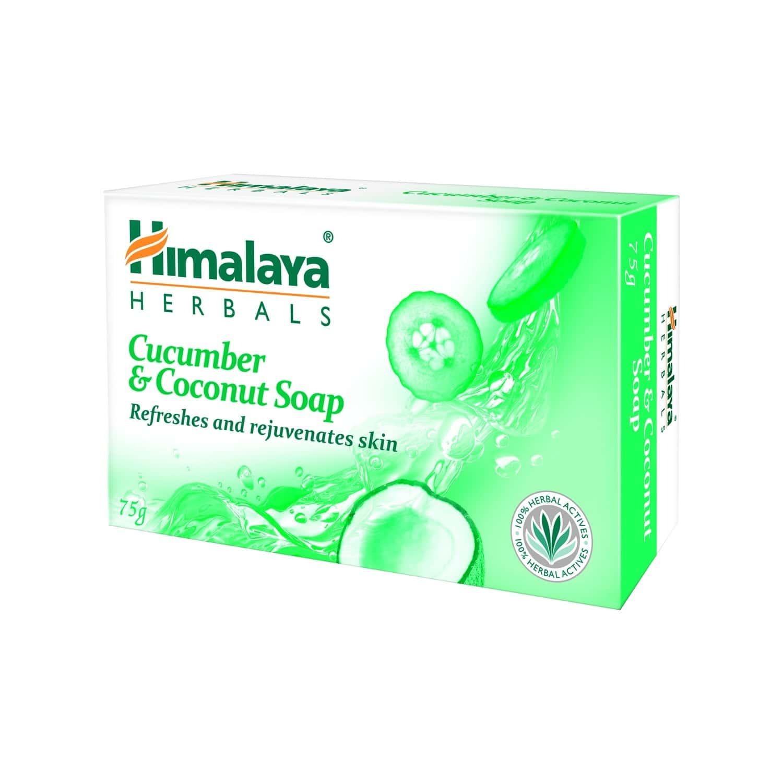 Himalaya Cucumber & Coconut Soap 75gm