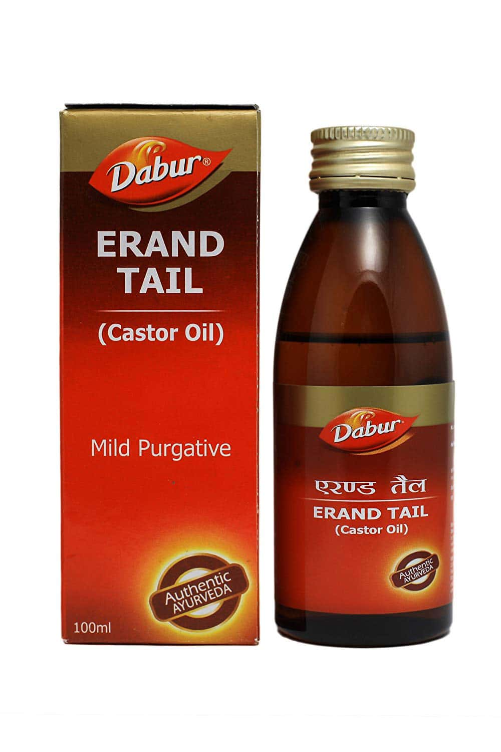 Dabur Erand Tail 100ml