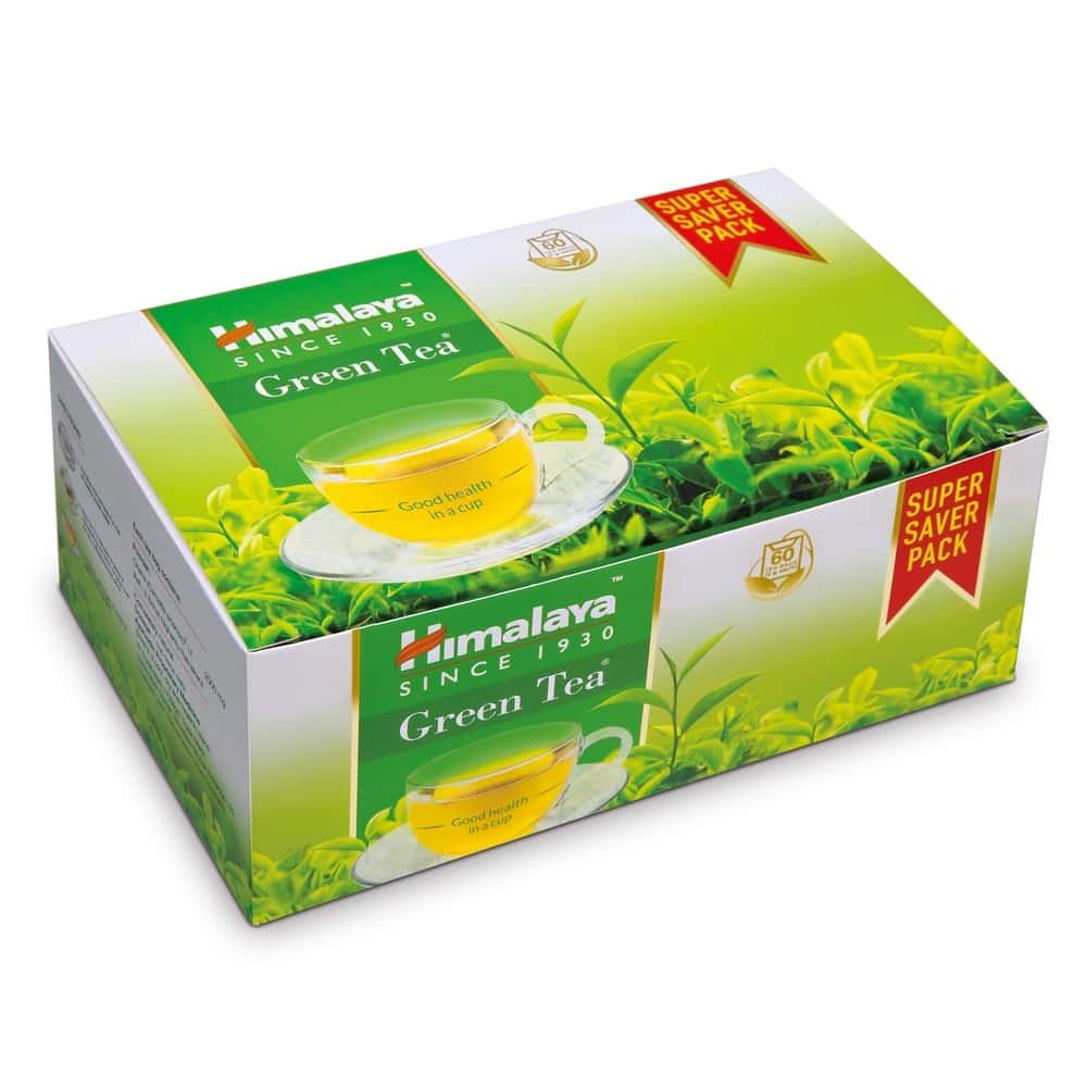 Himalaya Wellness Greentea 2g 60's
