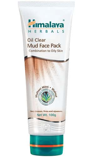 Himalaya Oil Clear Mud Face Pack 100gm