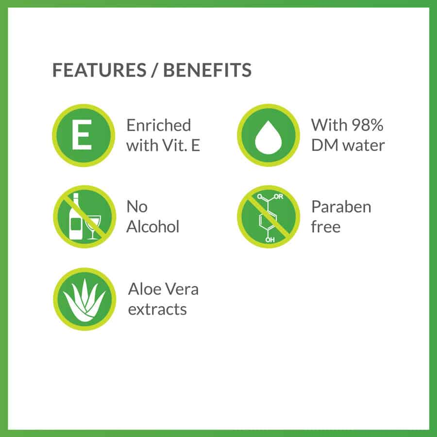 Bodyguard - Premium Paraben Free Baby Wet Wipes With Aloe Vera - 72 Wipes (1 Pack, 72 Each)
