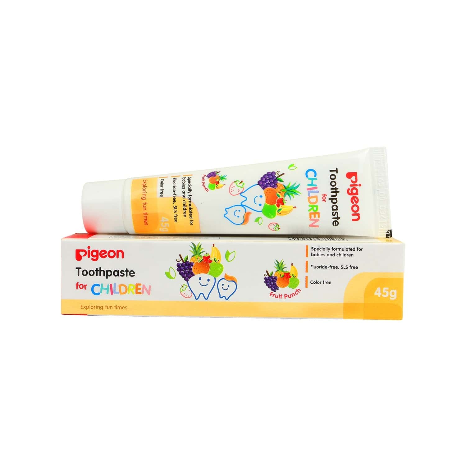 Pigeon Children Toothpaste Fruit Punch - 45 Gms