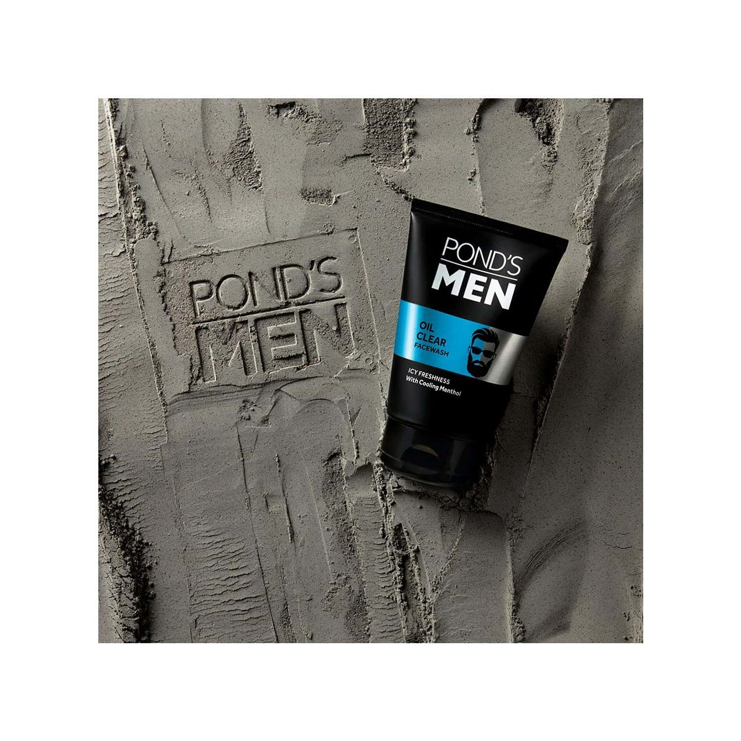Pond's Men Oil Clear Facewash - 50 G