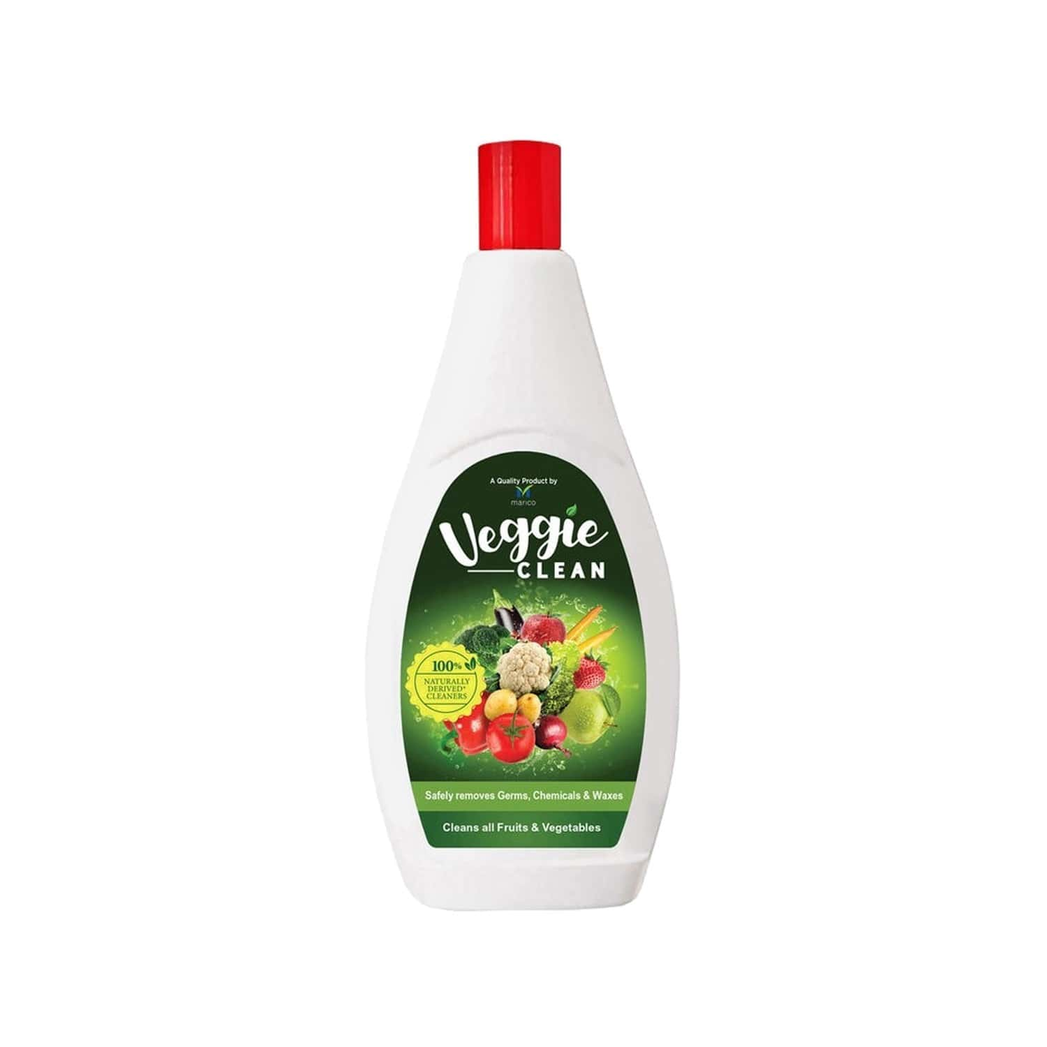 Veggie Clean,fruits And Vegetables Washing Liquid,removes Germs,chemicals,waxes,200 Ml