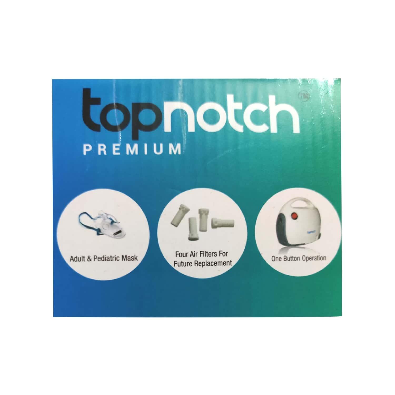 Topnotch Premium Nebulizer & Vapourizer