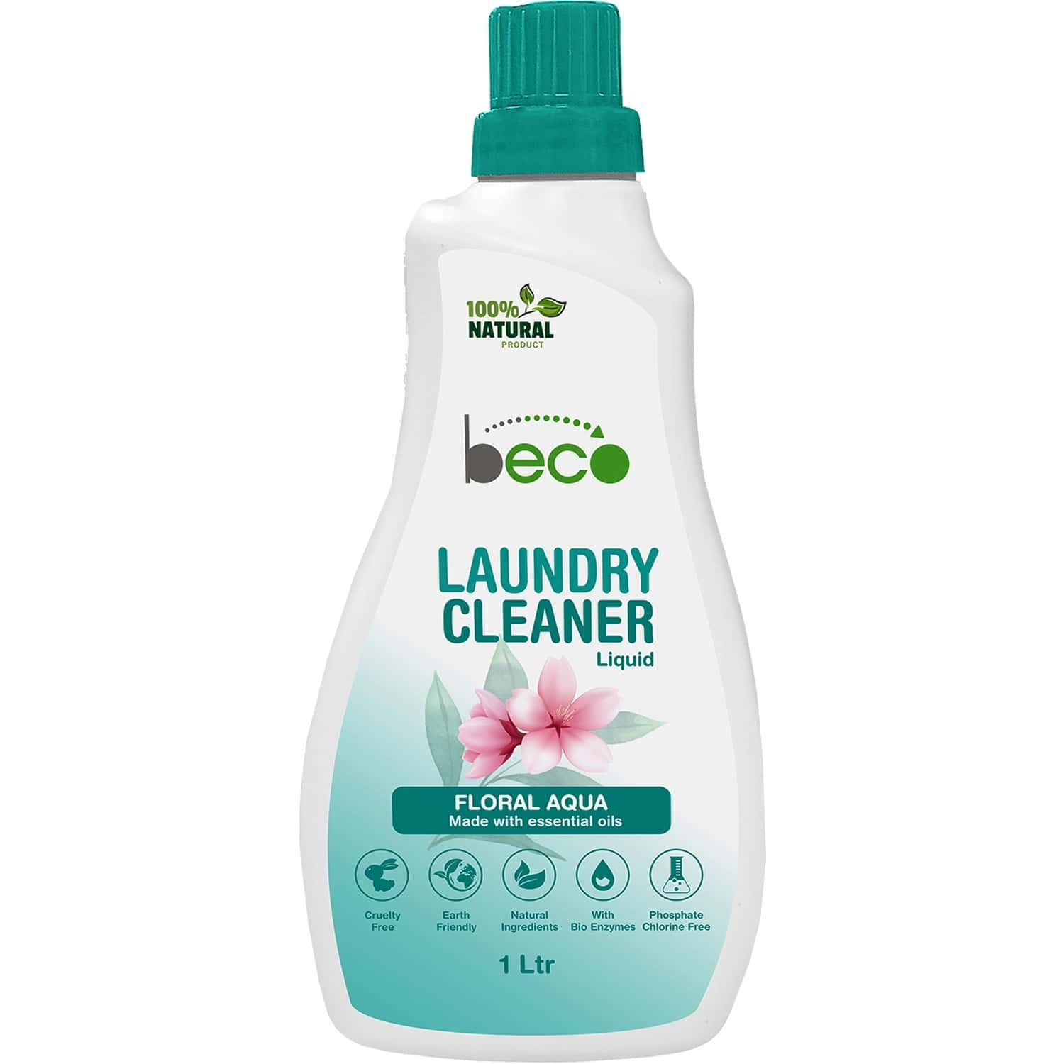 Beco Natural Laundry Detergent Liquid 1l- Baby Safe