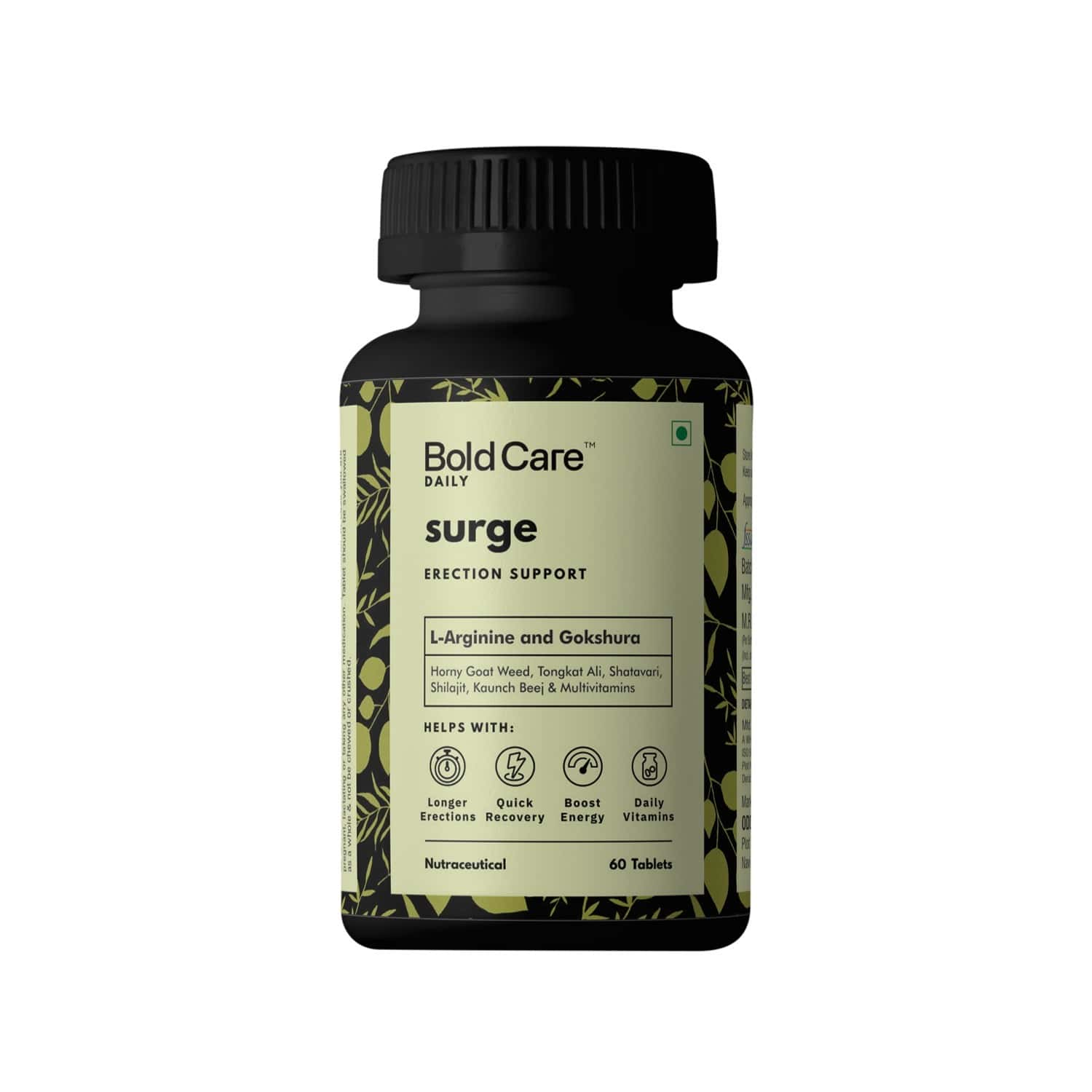 Bold Care Surge - 60 Tablets