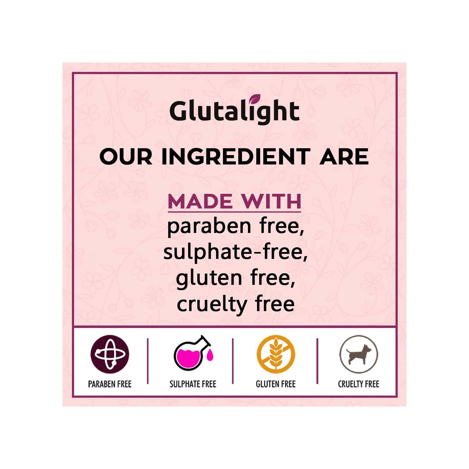 Glutalight Intimate Lightening Serum For Lighten Skin Shade & Dark Spots - 30ml