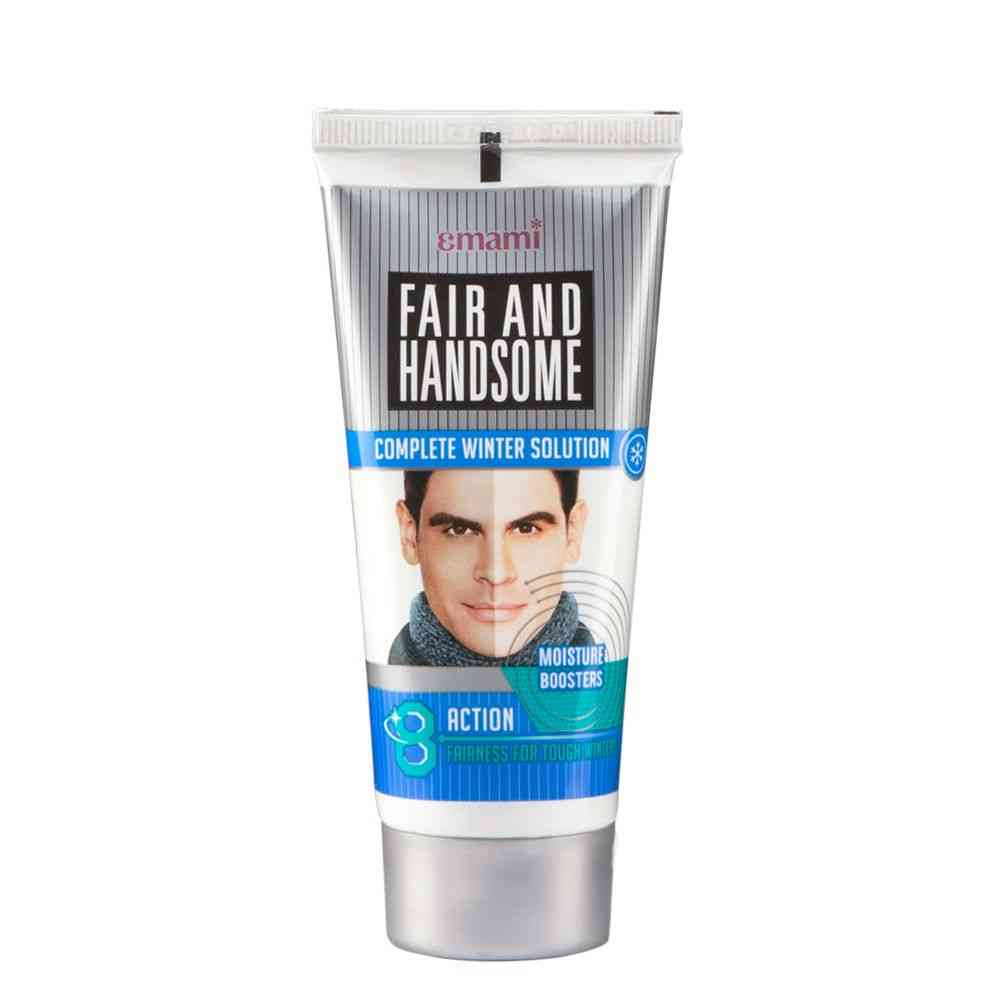 Fair And Handsome Complete Winter Solution - 60gm