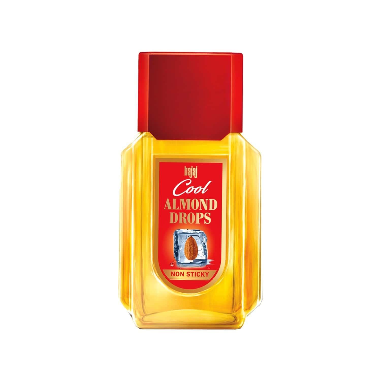 Bajaj Cool Almond Drops Hair Oil 45 Ml