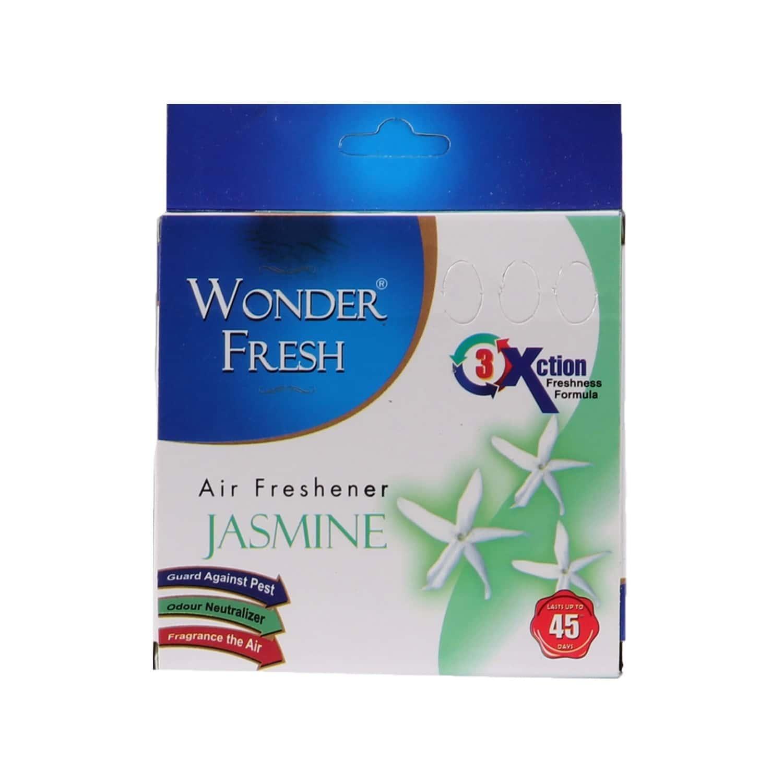 Wonder Fresh Air Freshener Jasmine 100gm