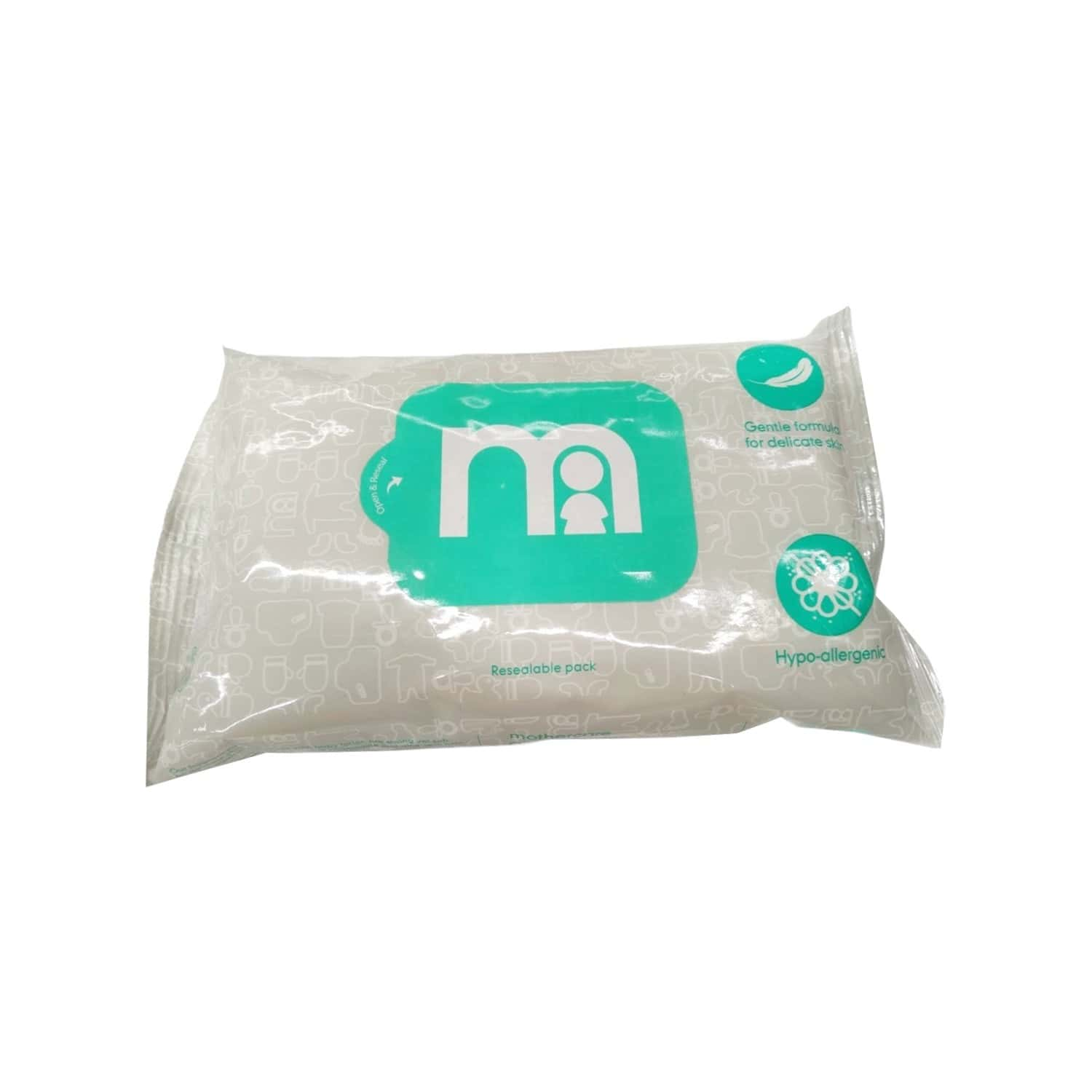 Mothercare Fragnance Baby Wipes - 60 Wipes