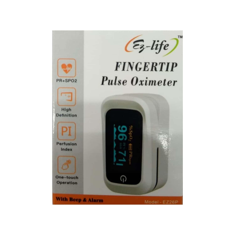 Ez-life Finger Tip Pulse Oximeter