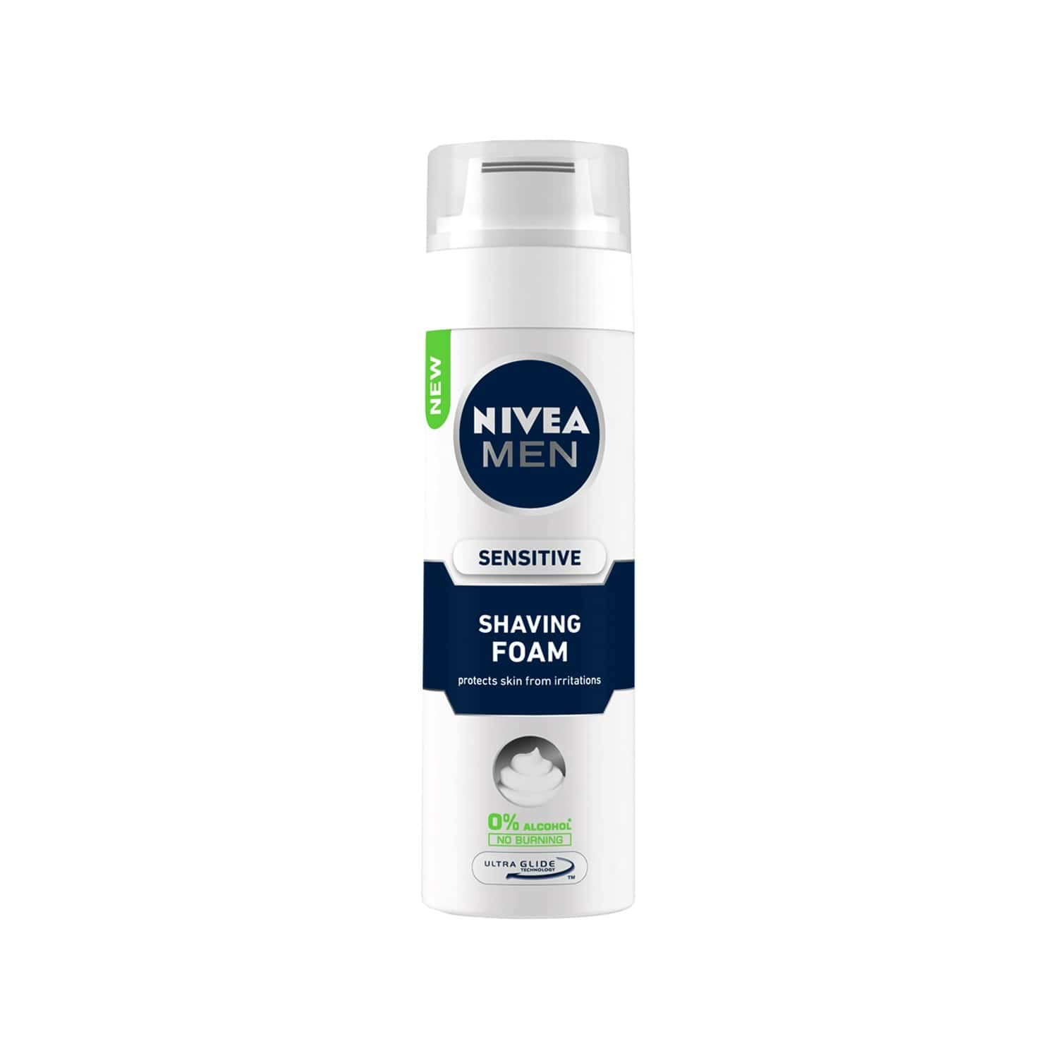 Nivea Sensitive Shaving Foam - 200 Ml