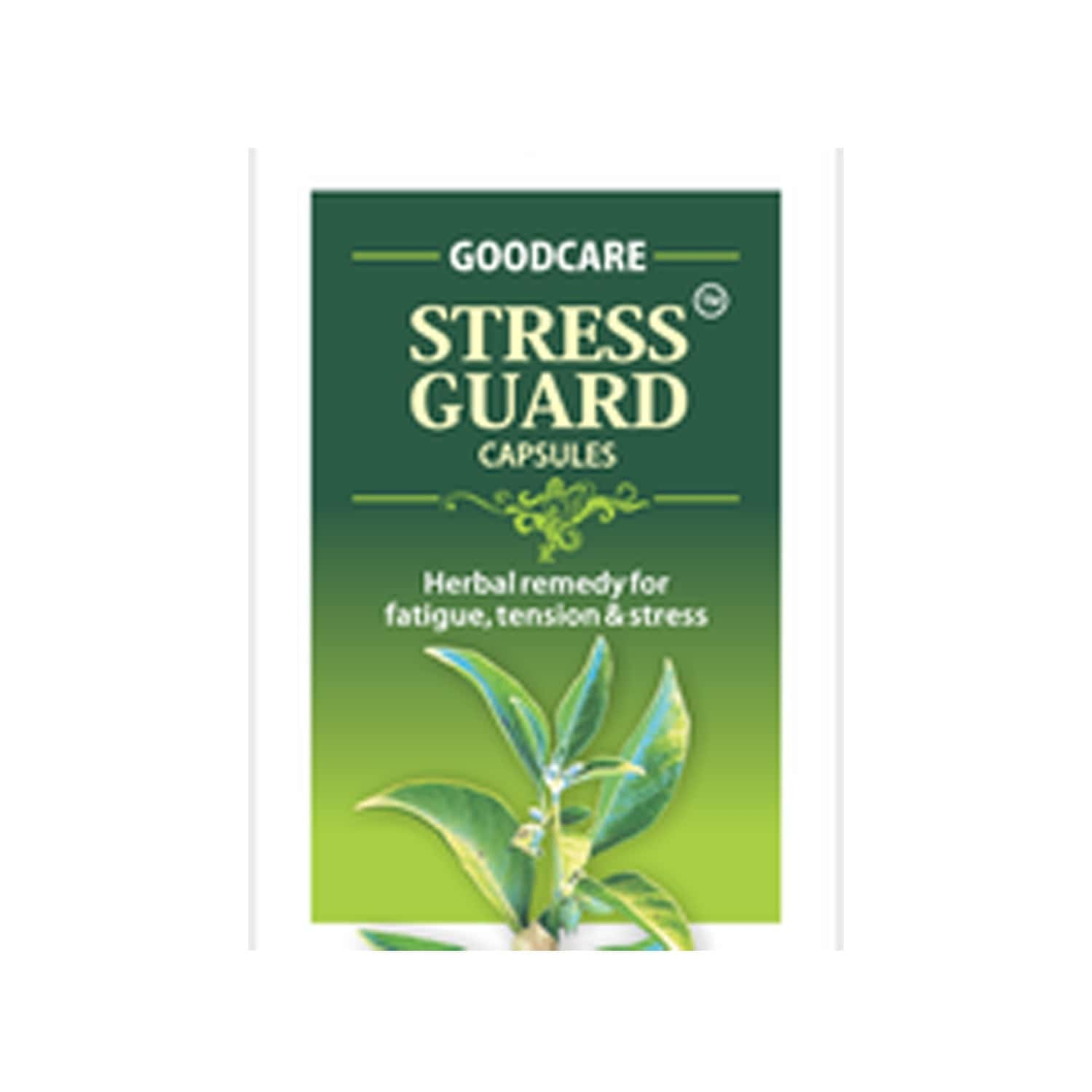 Goodcare Stress Guard - 60no's