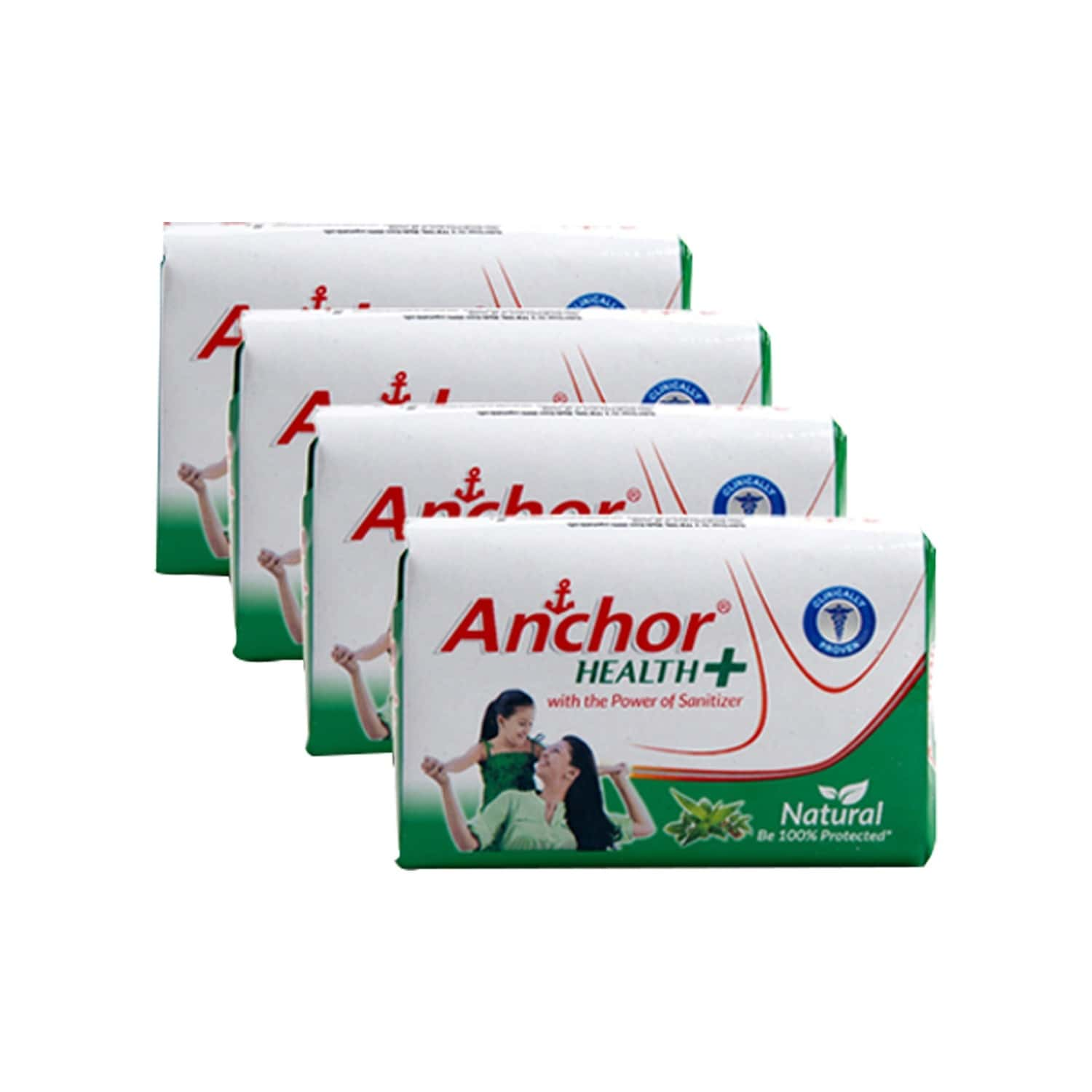 Anchor Natural Health Soap Pack Of 500 G