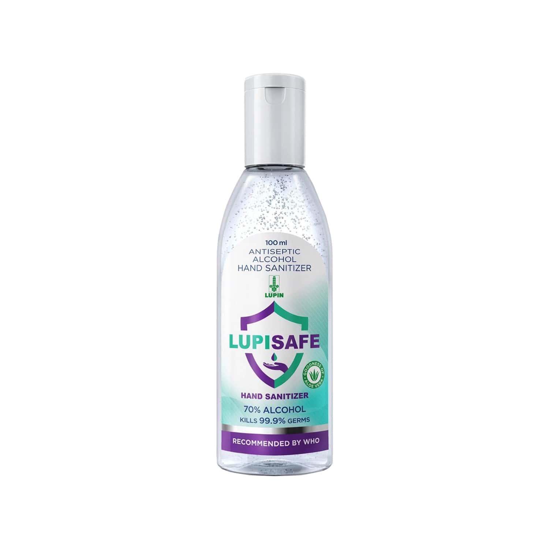 Lupisafe Alcohol Based Hand Sanitizer - 100ml