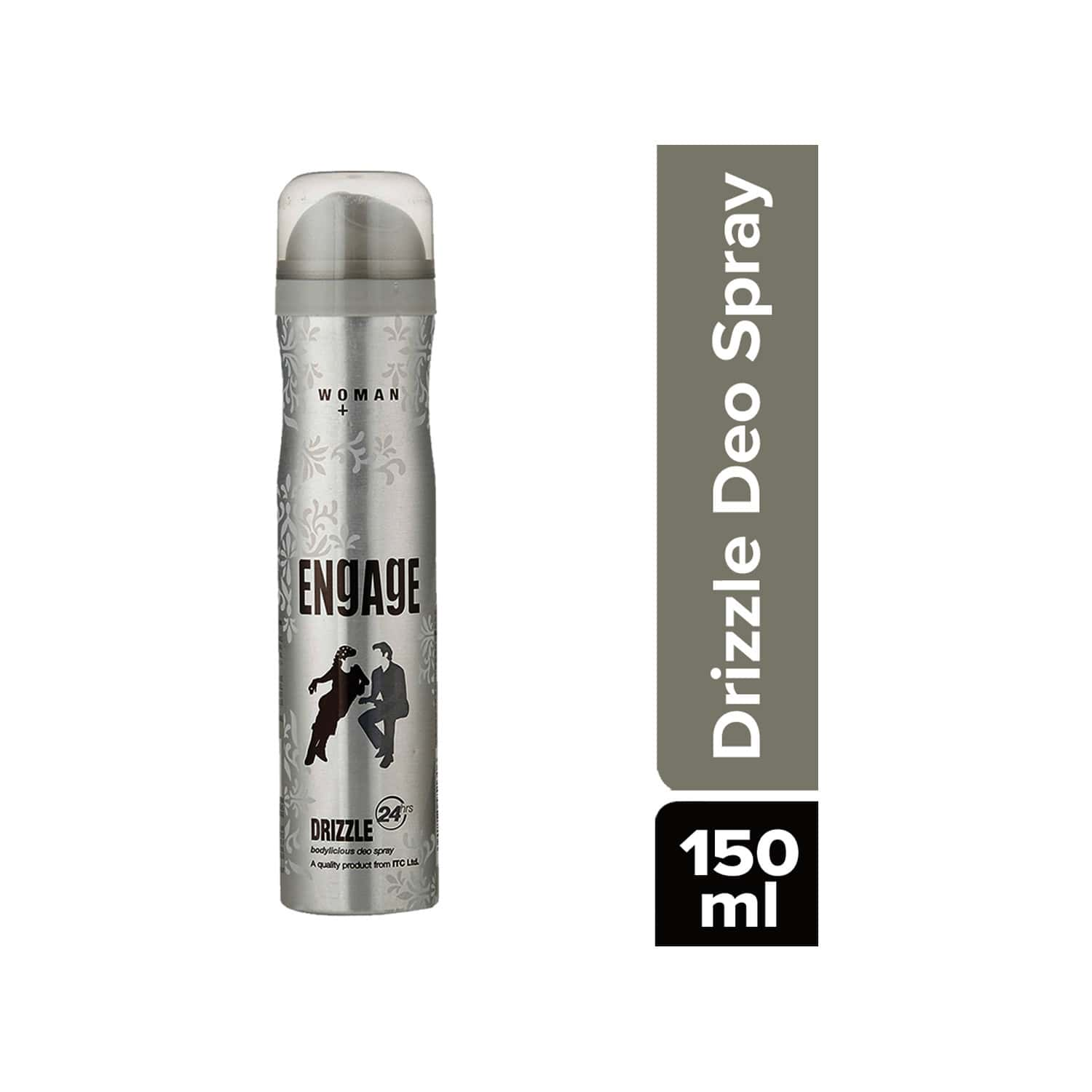 Engage Drizzle Deodorant For Women - 150ml