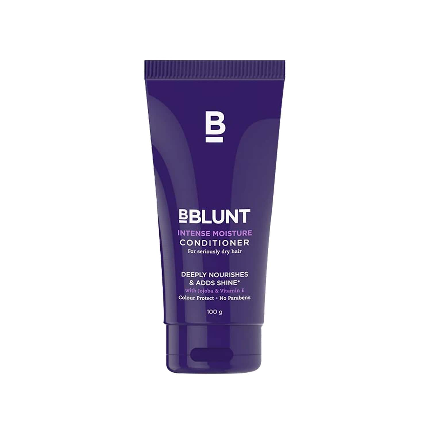 Bblunt Intense Moisture Conditioner For Dry Hair - 100 Gm