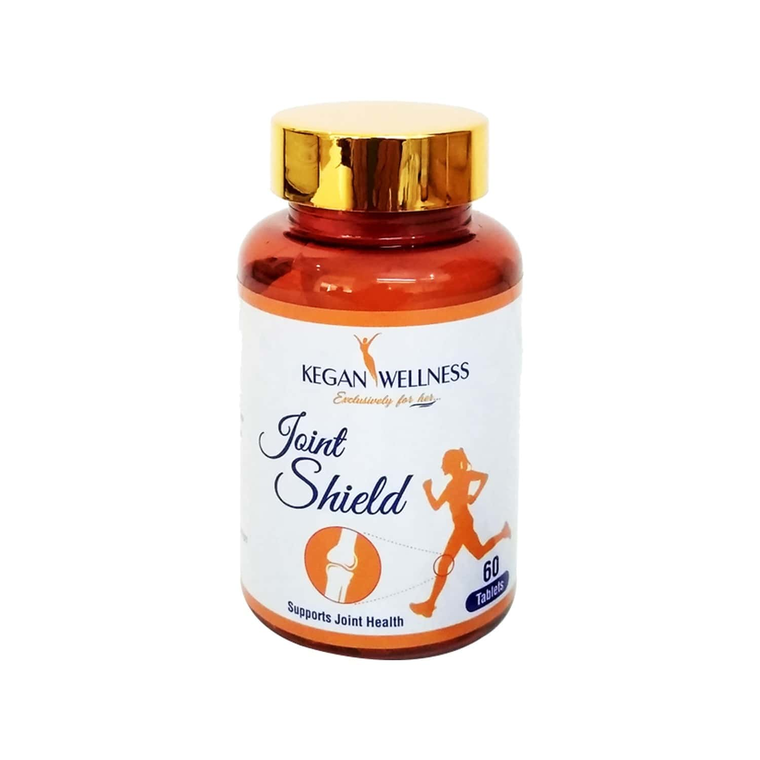 Kegan Wellness Jointshield-joints Pain Supplements 60's