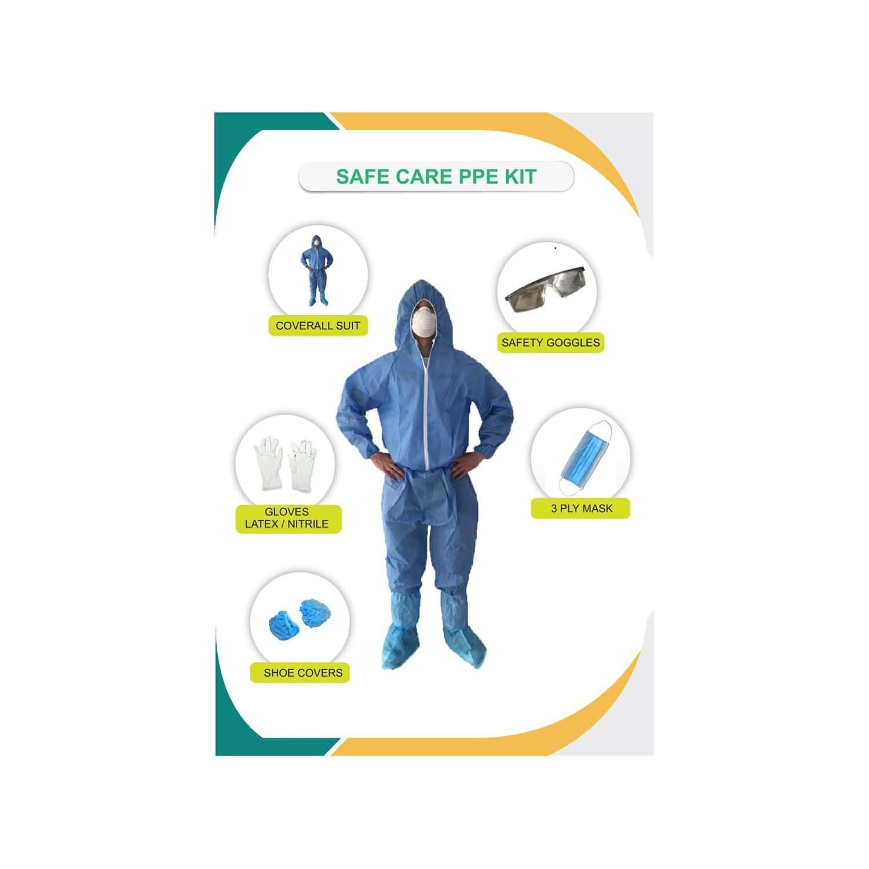 Safe Care Total Hi-protection  Ppe Kit