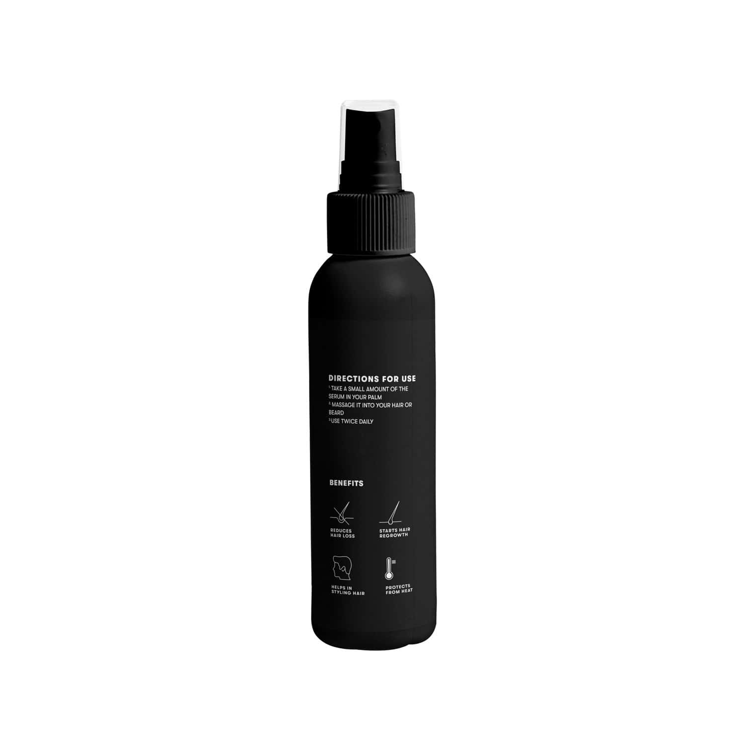 Bold Care Procapil Hair Growth Serum For Men 60ml - Formula For Hair Fall Control, Healthy And Strong Hair - Hair Vitalizer Enriched With Biotin, Castor Oil And More - Clinically Tested