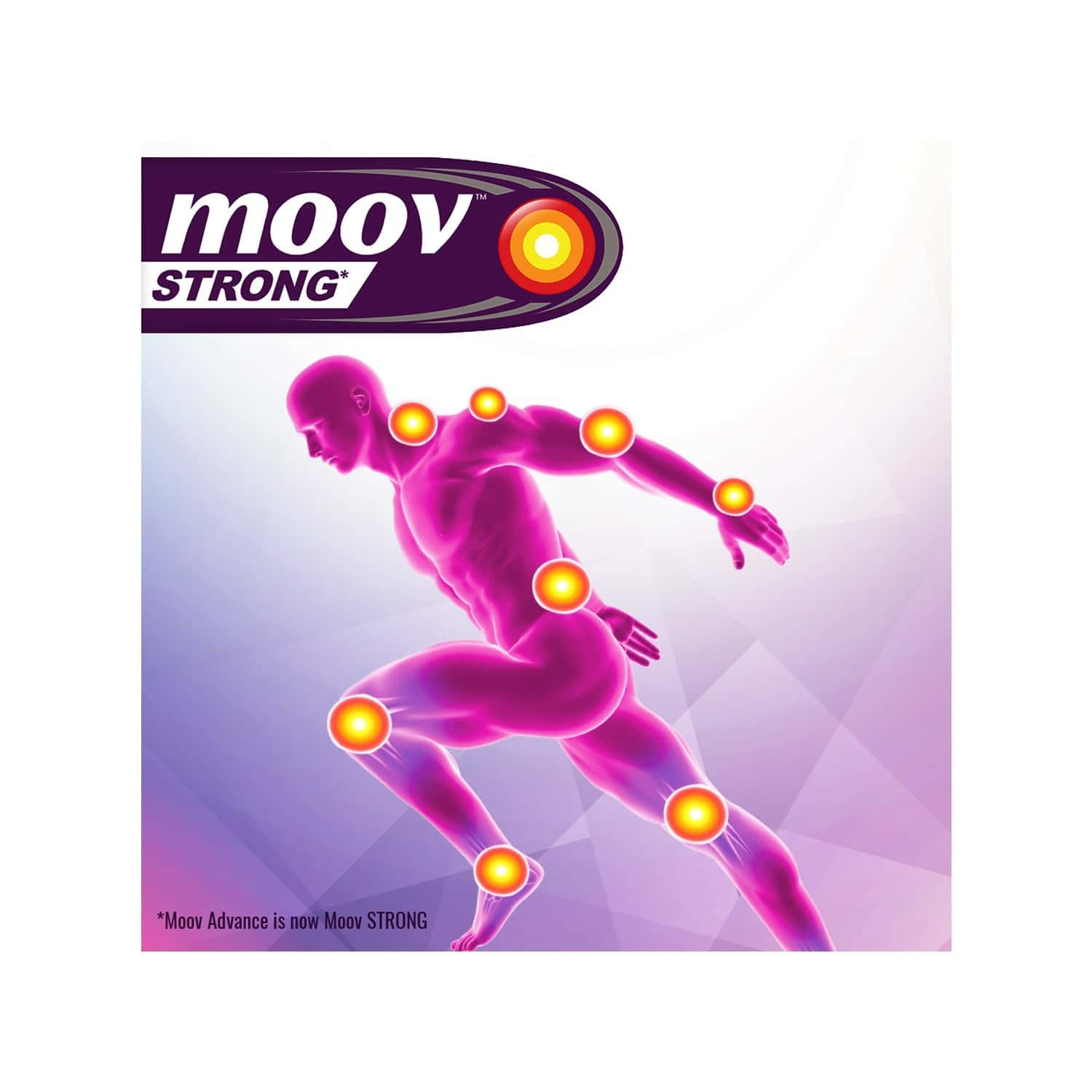 Moov Strong Diclofenac Pain Relief Gel - 50g