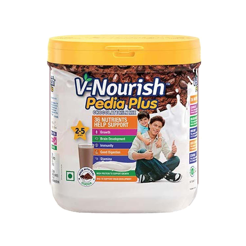 V-nourish Pedia Plus Chocolate Child Nutrition Drink (2-5 Years) Jar Of 200 G