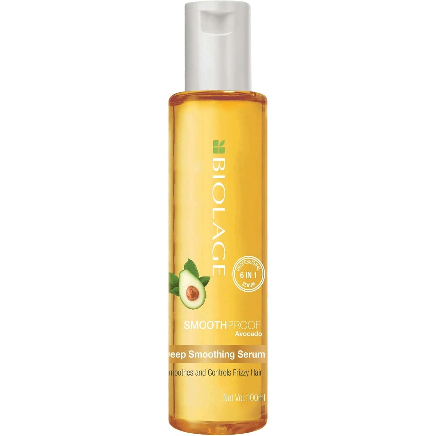 Matrix Biolage Smoothproof Deep Smoothing Professional 6 In 1 Hair Serum For Frizzy Hair - 100 Ml