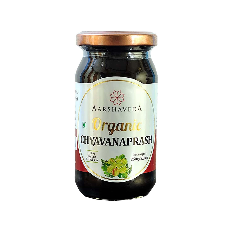 Aarshaveda Organic Chyvanaprash - 250 G