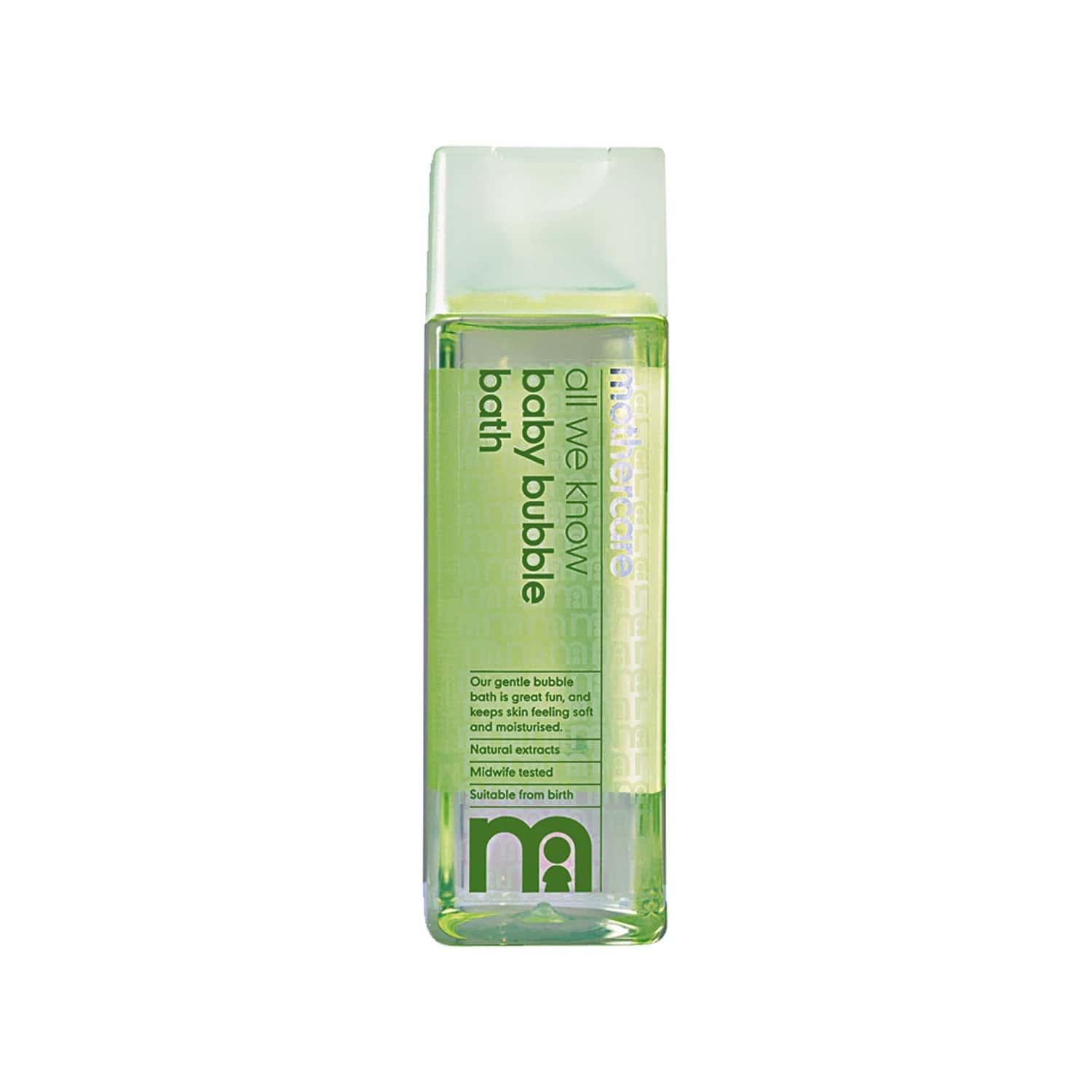 Mothercare All We Know Baby Bubble Bath - 300ml