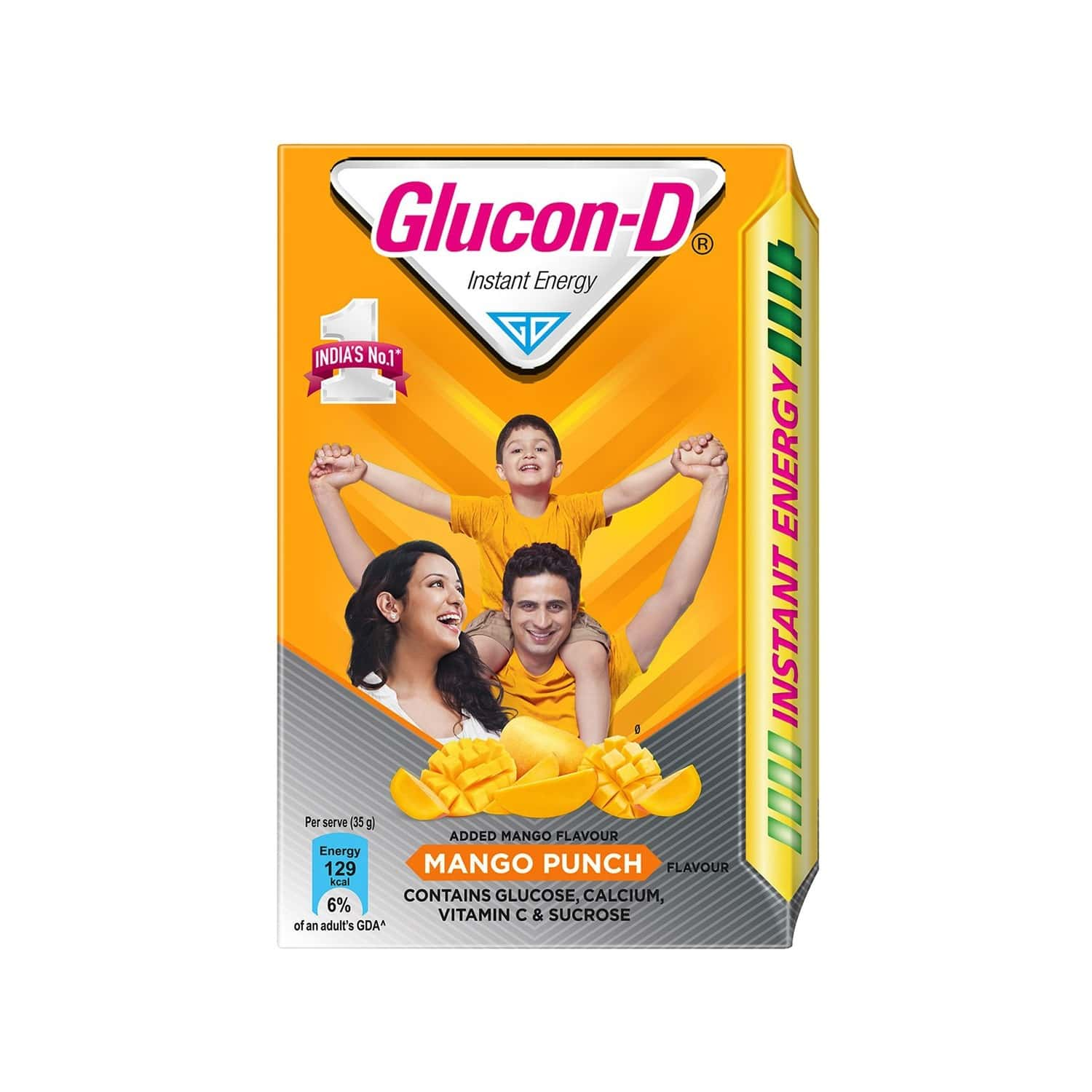 Glucon D Mango Health Food Box Of 450 G