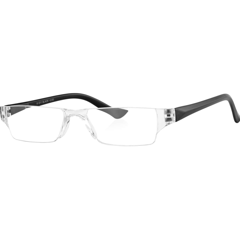 Klar Eye K-511 Reading Glass +1.50 Power Black