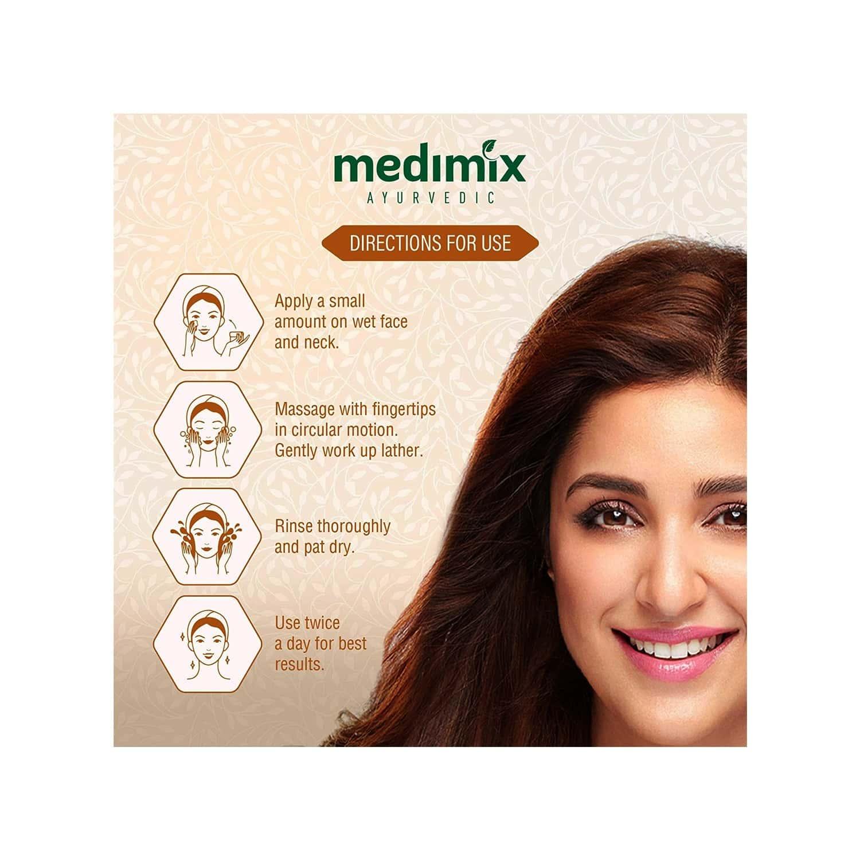 Medimix Ayurvedic Anti Tan Face Wash - 100ml