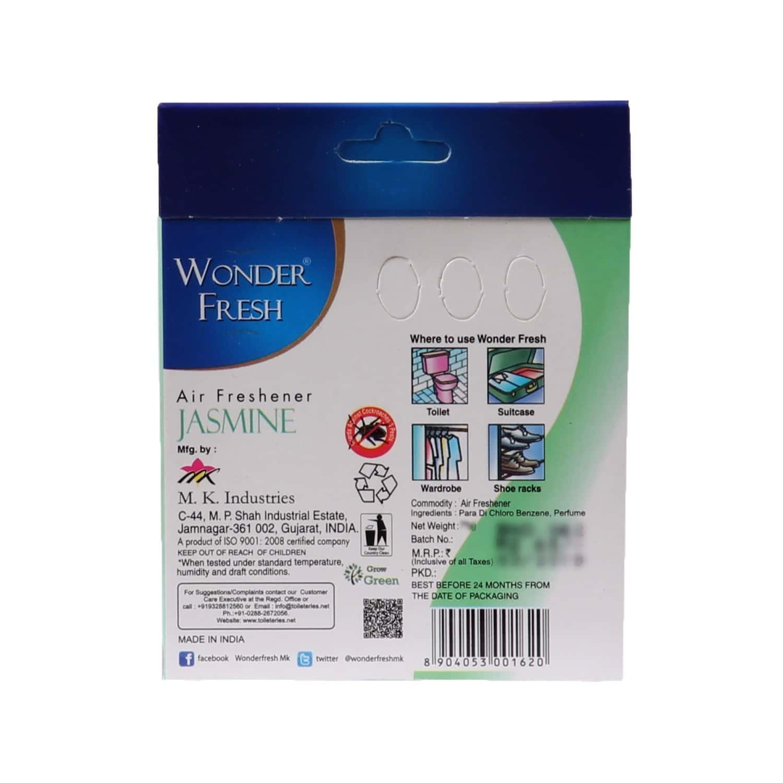 Wonder Fresh Air Freshener Jasmine 50gm