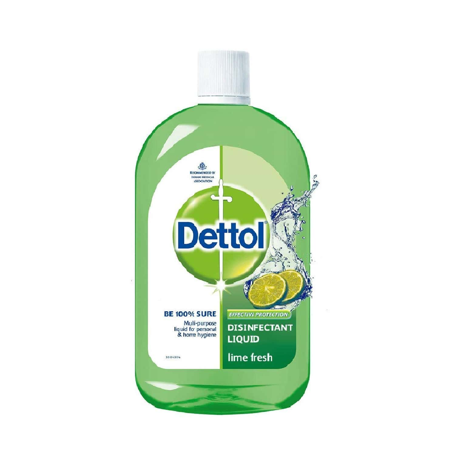 Dettol Lime Fresh Disinfectant Liquid Bottle Of 1 L