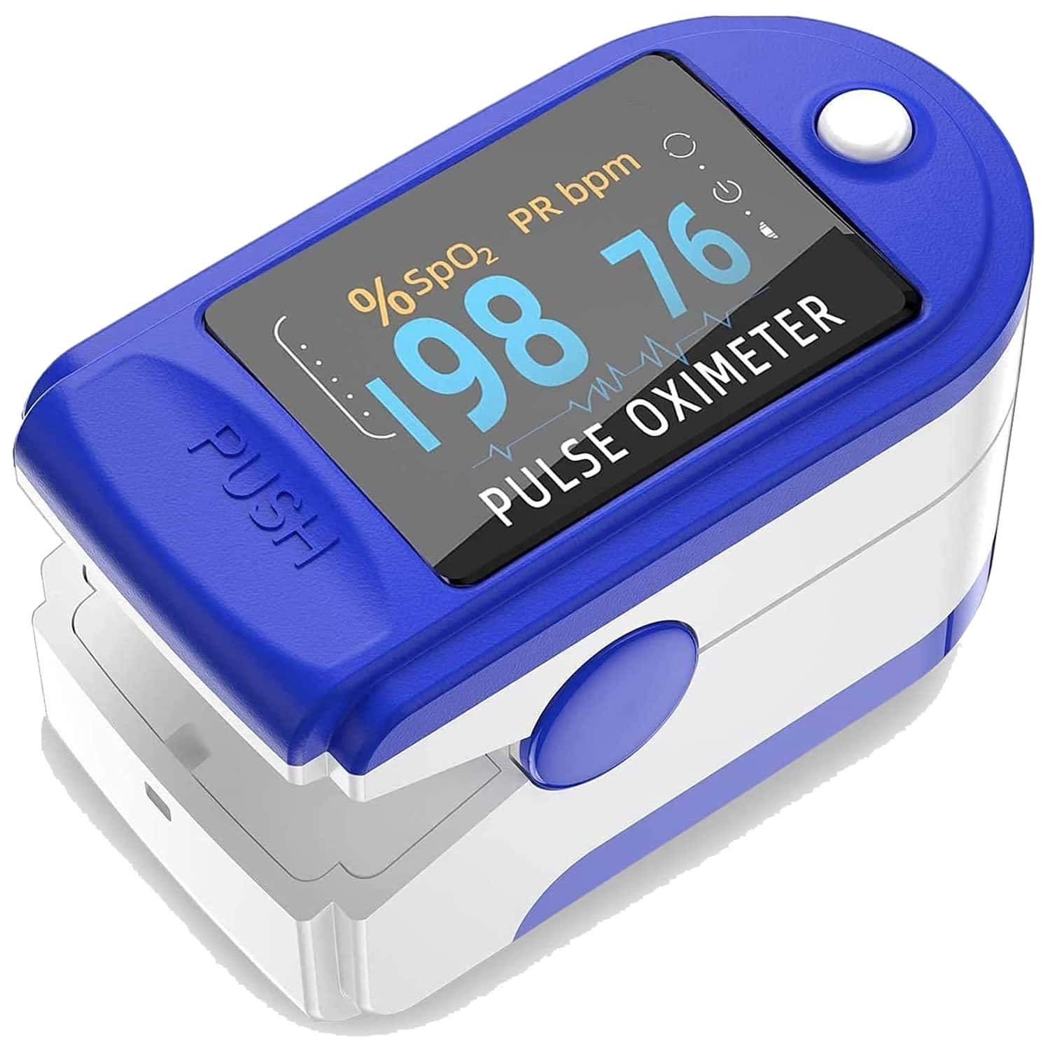 All Care Fingertip Pulse Oximeter