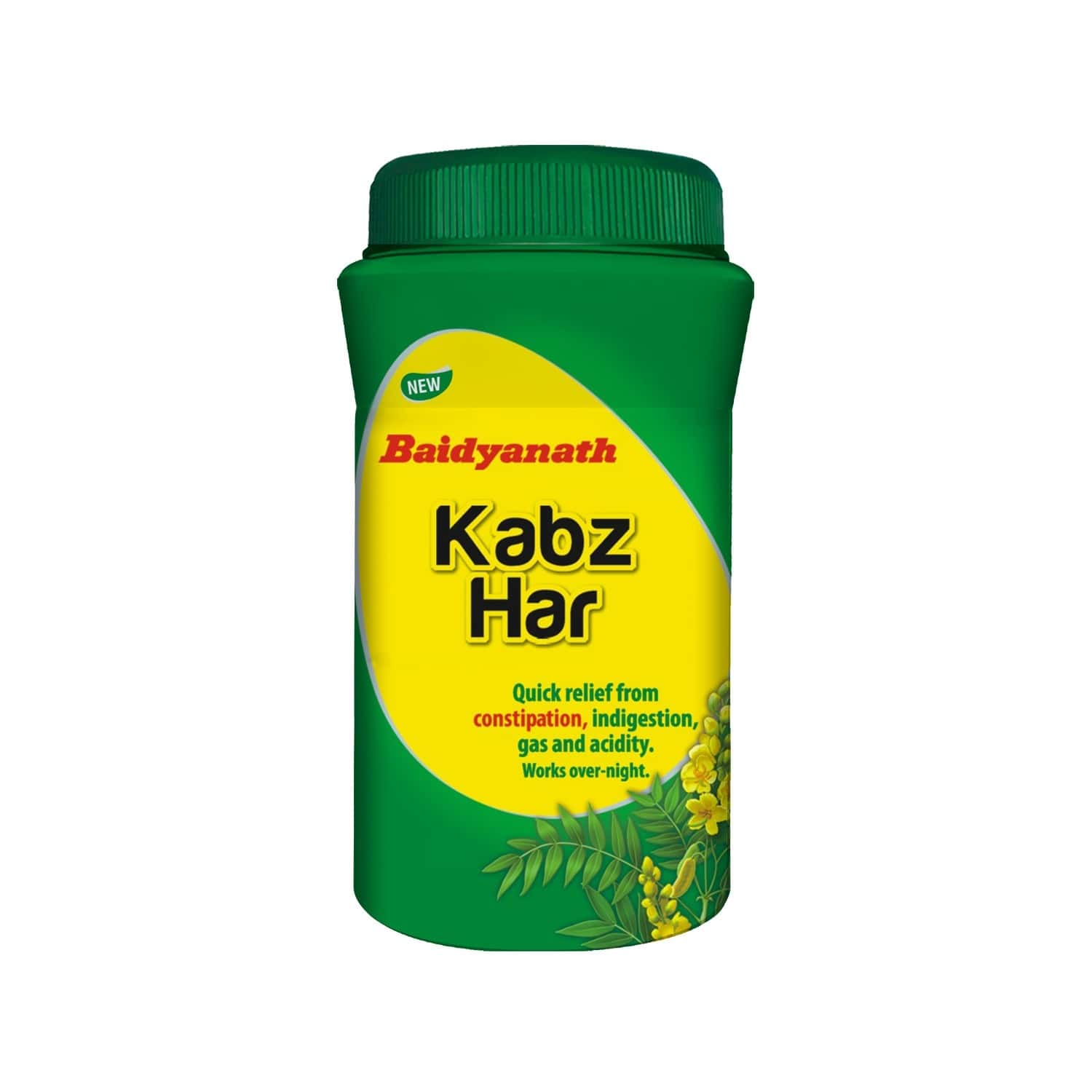 Baidyanath Kabzhar  Granules  Bottle Of 200 G