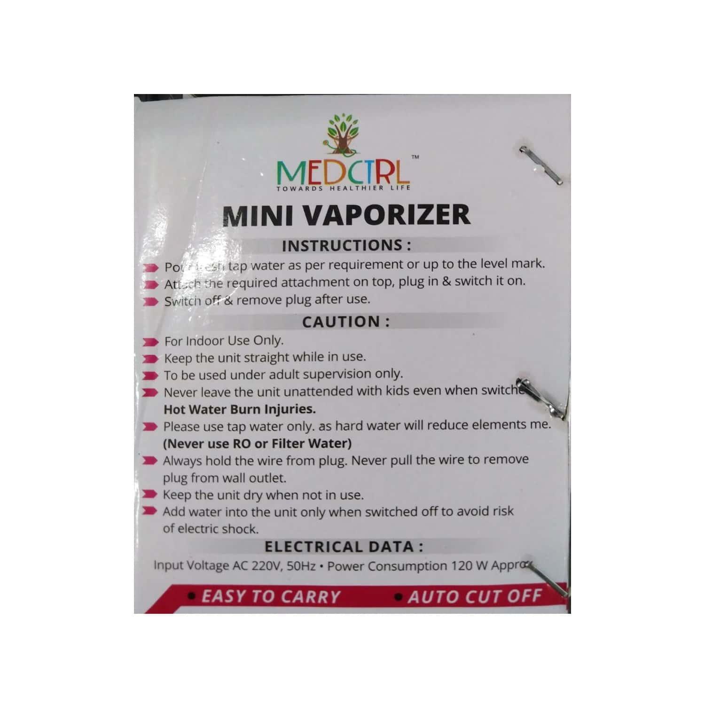 Medctrl Mini Vaporizer