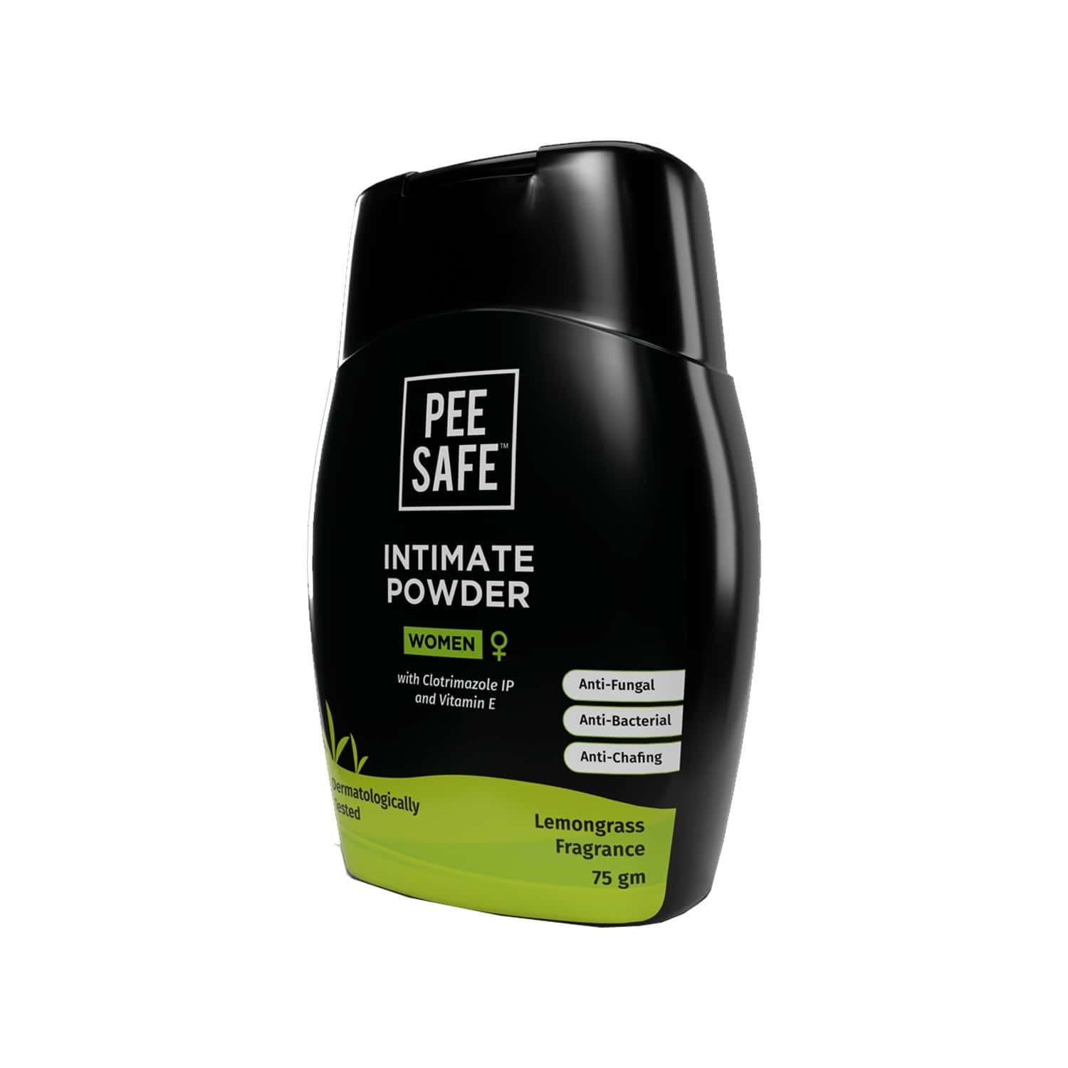 Pee Safe Intimate Powder For Women - 75 Gm