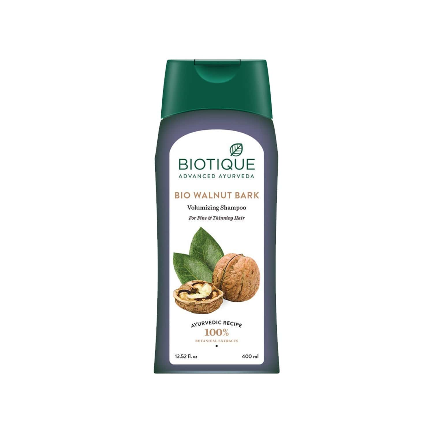 Biotique Bio Walnut Bark Voluminzing Shampoo For Fine & Thining Hair - 340 Ml