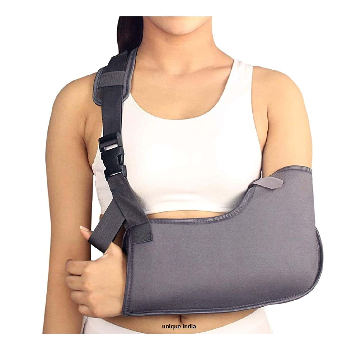Tynor Pouch Arm Sling Tropical ( Immobilization,support) - Large