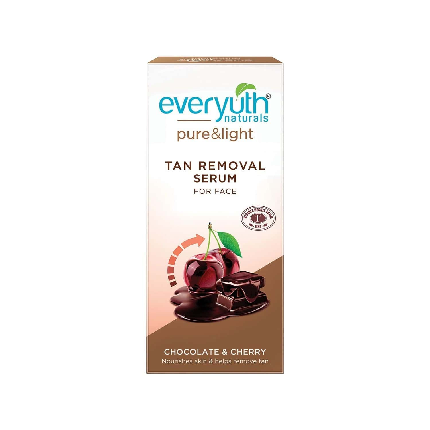 Everyuth Naturals Tan Removal Serum Bottle Of 30 Ml
