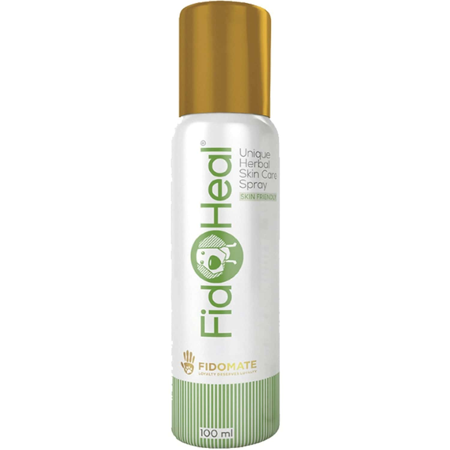 Fidoheal Healing Spray For Dogs   Wound Spray For Dogs - 100 Ml