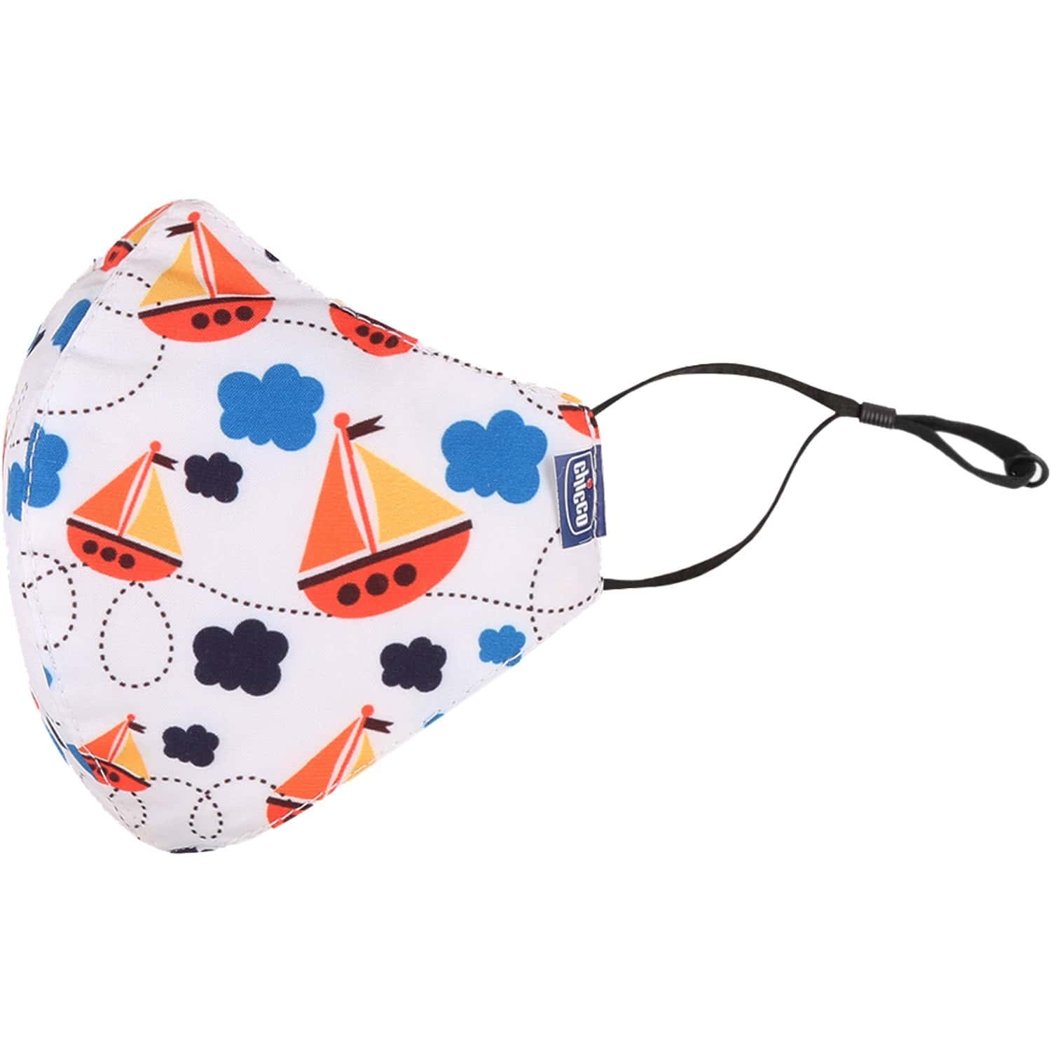 Chicco Kids Face Mask 3-6y Ship - 1pc
