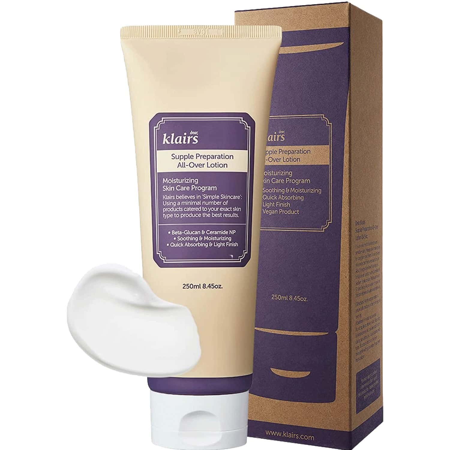 Klairs Supple Preparation All Over Lotion - 250 Ml