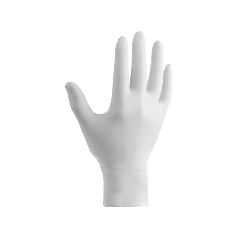 Bunty's Examination Latex Gloves Size Large Box Of 100