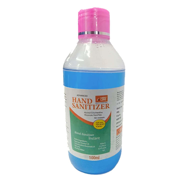 Medlife Advanced Hand Sanitizer 100 Ml